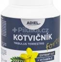 Adiel Kotvičník zemní FORTE s vitamínem E 90 kapslí