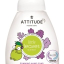 Attitude Dětské pěnivé mýdlo na ruce Little leaves s vůní vanilky a hrušky 295ml
