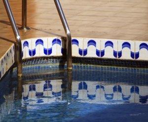 Bazén - vhodné místo pro sběr hub?!
