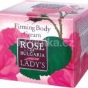 Biofresh Zpevňující tělový krém z růžové vody 330ml
