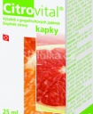 Citrovital Fytofontana kapky, 25ml