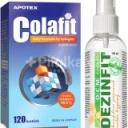 COLAFIT 120 kostiček + dezinfekce 100ml