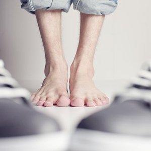 Čtyři cviky, které pomáhají při problémech s vbočeným palcem u nohy