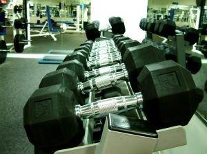 Cvičení na správné držení těla a posílení ramen