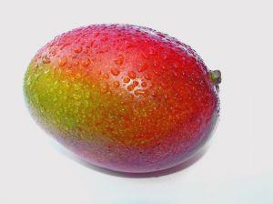Vitamíny v mangu a čerstvých fíkách