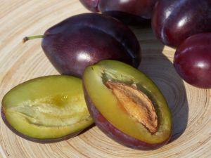Švestky - významný zdroj vitamínů, minerálních látek a vlákniny