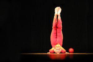 Cvičení na balanční podložce - zábava, relaxace i posilování