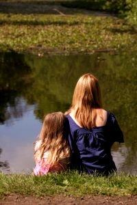 Den milující a obětavé matky