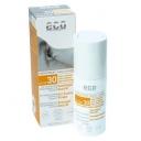 Eco Cosmetics Opalovací transparentní gel na obličej SPF 30