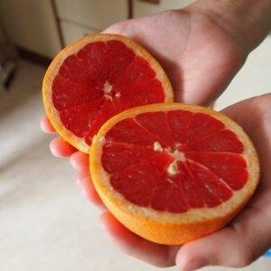 Exotické ovoce - grapefruit na zdraví a štíhlou linii