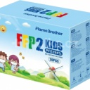 Flame Brother Dětský respirátor FFP2 (4-8 let) 20 ks