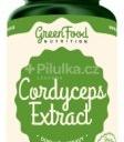 GreenFood Nutrition Cordyceps 90 kapslí