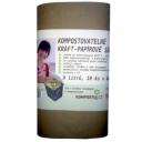 HBABio Kraft-papírové pytlíky na kuchyňský odpad - 9 l (10 ks)