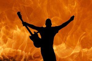 Hudba je lék, ale všeho moc škodí