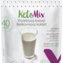 KetoMix Proteinový koktejl káva, lesní plody a kokos 40 porcí
