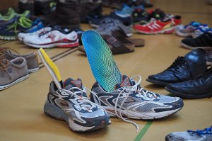 Korekční vložky do bot odstraní bolest nohou, ale i páteře a kyčelního kloubu