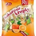 Kukuřičné křupky pomerančové 90g bezlepkové