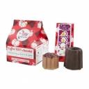 Lamazuna 100% čokoládová zero waste dárková sada - limitovaná edice