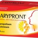 Larypront s propolisem a citrónem 24 tablet