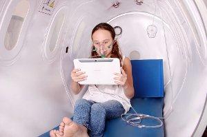 Léčba kyslíkem nejen pro nemocné, ale také pro regeneraci a krásu