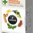 LEROS Imunita prohřátí Zázvor & Lípa 20x2g