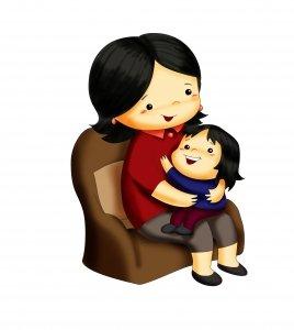 Matka sobec na mateřské dovolené?