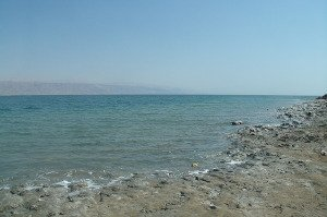 Mrtvé moře - přírodní léčba, kosmetika a regenerace