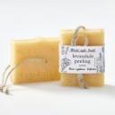 Mýdlárna Koukol Tuhé mýdlo peelingové - Levandule (90 g)