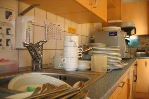 Mytí nádobí rychle a efektivně