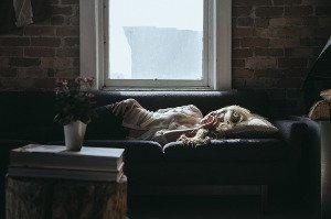 Nespavost uprostřed noci vyřeší to, když nebudete dělat vůbec nic