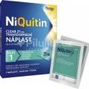 NiQuitin Clear náplast 21mg 7ks