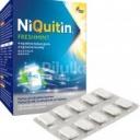 NiQuitin Freshmint 4mg léčivá žvýkací guma 100ks