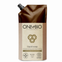 OnlyBio Hydratační a vyživující tekuté mýdlo - náhradní náplň (500 ml)