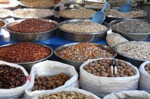 Ořechy jsou zdravé, ale při nesprávném skladování i zdraví nebezpečné!