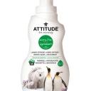 Prací gel a aviváž (2 v 1) ATTITUDE s vůní Mountain Essentials 1050 ml