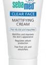 Sebamed Clear face Matující krém 50ml