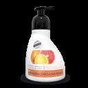 Sprchová pěna - pomeranč a grapefruit s rakytníkovým olejem