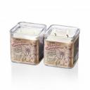 Stuwa Svíčka se dvěma knoty ve skle (210 g) (1 ks) - vanilka