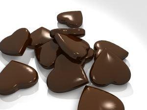 Ta pravá, čokoládová......