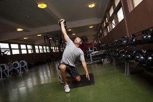 Tabata - cvičení, kde se cvičení měří na minuty a efektivnost musí být sto procent