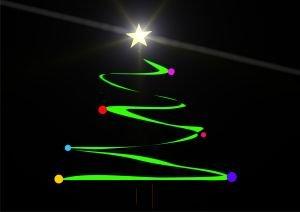 Vánoční stromeček - nákup, převoz a zdobení