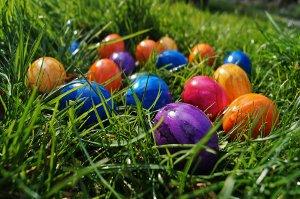 Velikonoce, to nejsou jen vajíčka, beránek a koledníci u dveří
