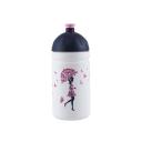 Zdravá lahev (0,5 l) - Dívka s deštníkem